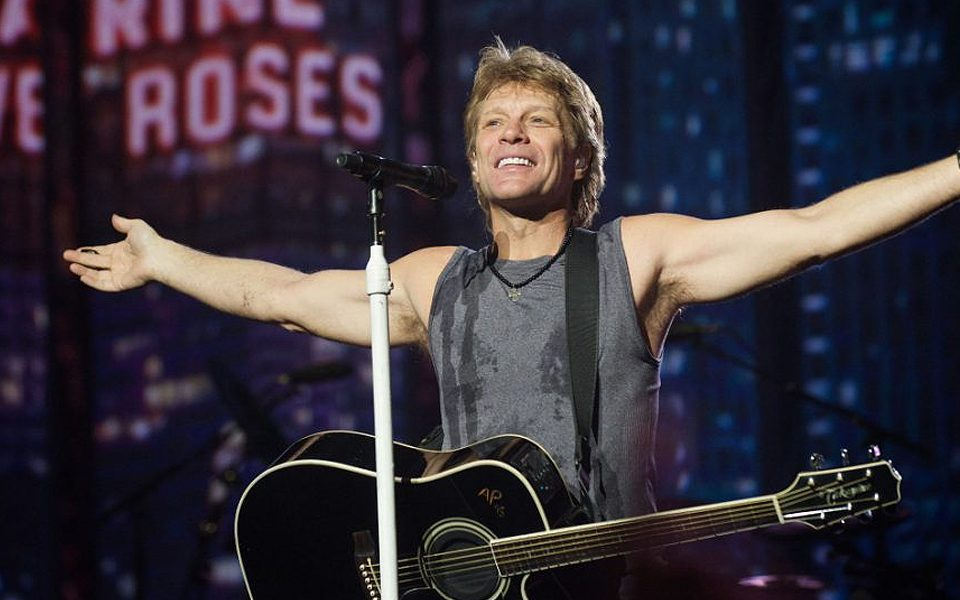 Main Street Limousine Bon Jovi